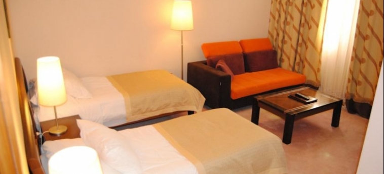 Hotel Aragosta: Twin Room DURRES