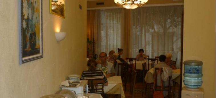Hotel Nais: Restaurant DURRES