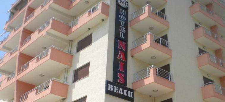 Hotel Nais Beach: Exterior DURRES