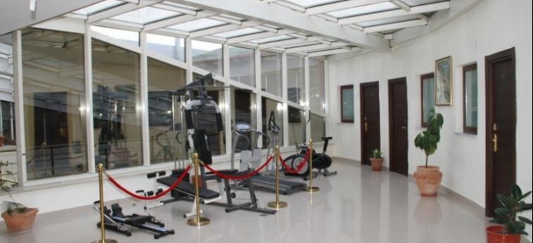 Hotel Leonardo: Salle de Gym DURRES