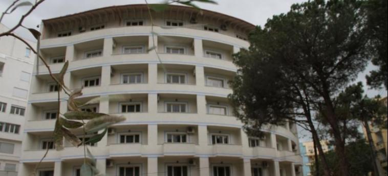 Hotel Leonardo: Außen DURRES