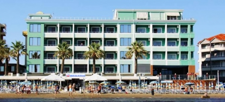 Hotel Vivas: Außen DURRES