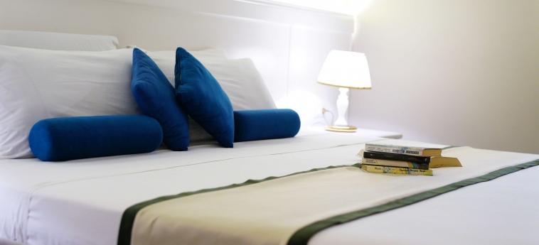 Hotel Adriatik: Chambre Family DURRES