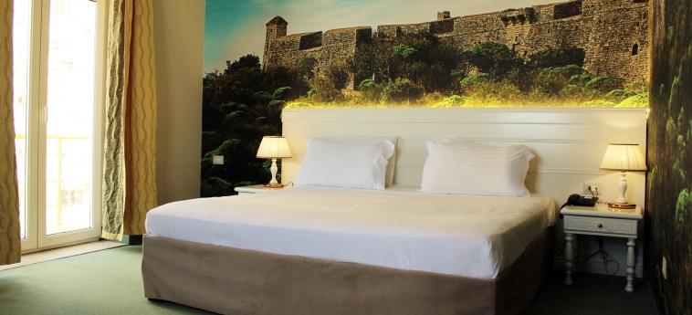 Hotel Adriatik: Chambre junior Suite  DURRES