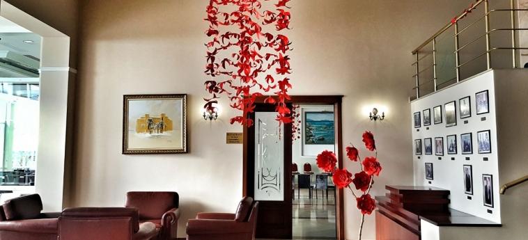 Hotel Adriatik: Restaurant DURRES