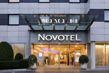 Hotel Novotel Dusseldorf City West (Seestern): Exterior DUSSELDORF