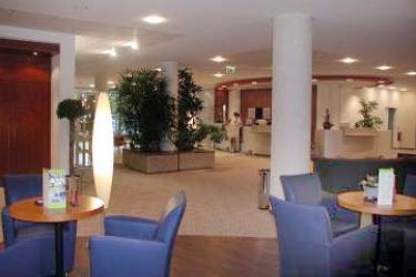 Hotel Novotel Dusseldorf City West (Seestern): Hall DUSSELDORF