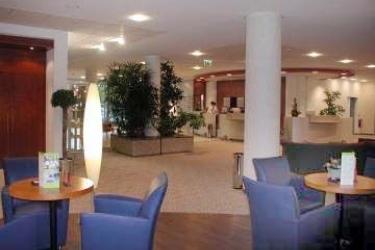 Hotel Novotel Dusseldorf City West (Seestern): Lobby DUSSELDORF
