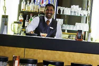 Hotel Novotel Dusseldorf City West (Seestern): Lounge Bar DUSSELDORF