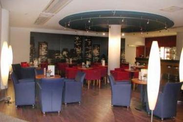 Hotel Novotel Dusseldorf City West (Seestern): Lounge DUSSELDORF