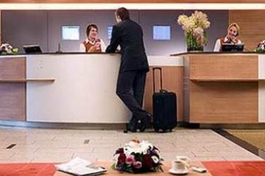 Hotel Novotel Dusseldorf City West (Seestern): Reception DUSSELDORF