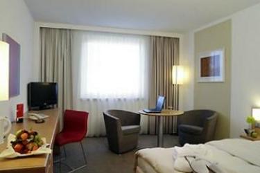 Hotel Novotel Dusseldorf City West (Seestern): Room - Double DUSSELDORF