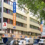 Hotel A&o Dusseldorf Hauptbahnhof