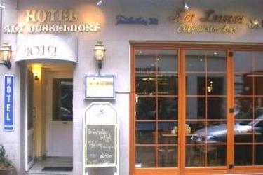 Hotel Alt Düsseldorf: Esterno DUSSELDORF