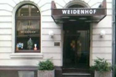 Hotel Weidenhof: Esterno DUSSELDORF