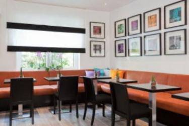 Hotel The Homy Inn: Bar DUSSELDORF