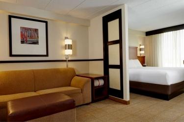 Hotel Hyatt Place Eden Prairie: Gastzimmer Blick EDEN PRAIRIE (MN)