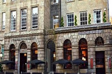 Hotel Angels Share: Exterior EDIMBURGO