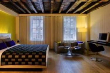 Radisson Collection Hotel, Royal Mile Edinburgh: Habitación EDIMBURGO