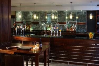 Hotel Edinburgh Marriott: Bar EDIMBURGO