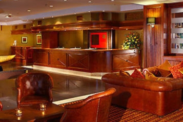 Hotel Edinburgh Marriott: Lobby EDIMBURGO