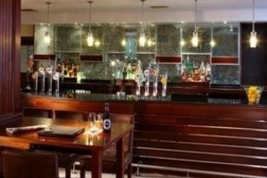 Hotel Edinburgh Marriott: Lounge Bar EDIMBURGO