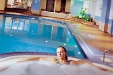 Hotel Edinburgh Marriott: Piscina Esterna EDIMBURGO