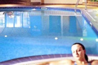 Hotel Edinburgh Marriott: Piscina EDIMBURGO