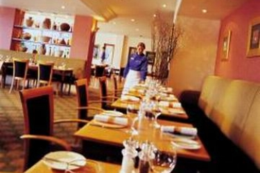Hotel Edinburgh Marriott: Ristorante EDIMBURGO