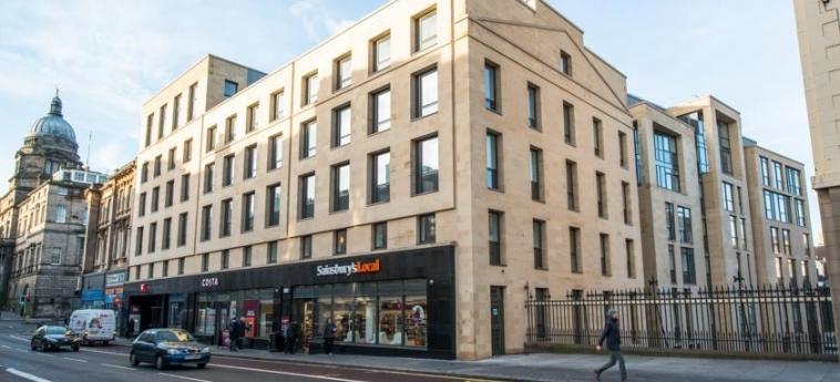 Hotel Ibis Edinburgh Centre South Bridge – Royal Mile: Außen EDINBURGH