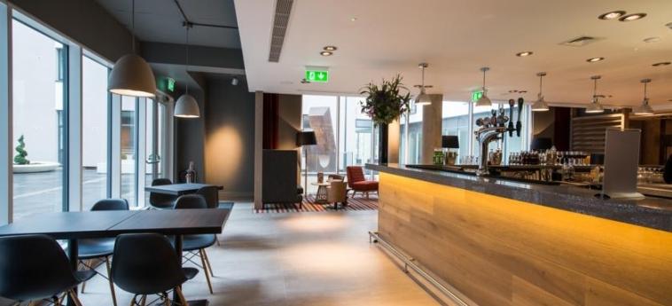 Hotel Ibis Edinburgh Centre South Bridge – Royal Mile: Bar EDINBURGH