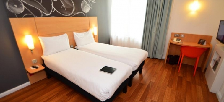 Hotel Ibis Edinburgh Centre South Bridge – Royal Mile: Doppelzimmer - Twin EDINBURGH