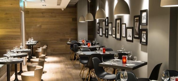 Hotel Ibis Edinburgh Centre South Bridge – Royal Mile: Restaurant EDINBURGH