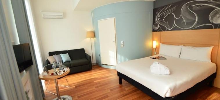 Hotel Ibis Edinburgh Centre South Bridge – Royal Mile: Schlafzimmer EDINBURGH