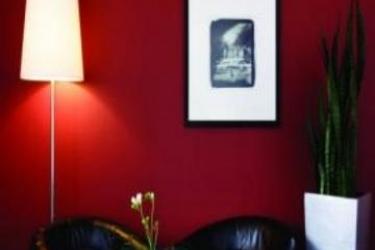 Hotel Apex Haymarket: Interior EDINBURGH
