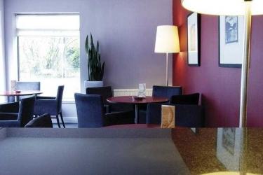 Hotel Apex Haymarket: Lobby EDINBURGH