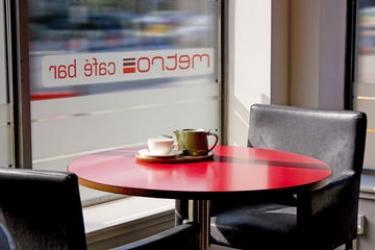 Hotel Apex Haymarket: Lounge Bar EDINBURGH