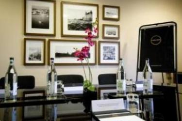 Hotel Apex Haymarket: Meeting Room EDINBURGH