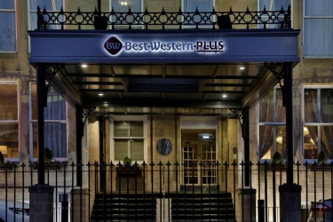 Hotel Best Western Plus Bruntsfield: Exterior EDINBURGH