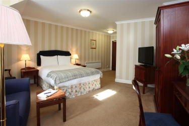 Hotel Best Western Plus Bruntsfield: Guestroom EDINBURGH
