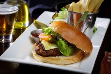 Hotel Best Western Plus Bruntsfield: Restaurant EDINBURGH
