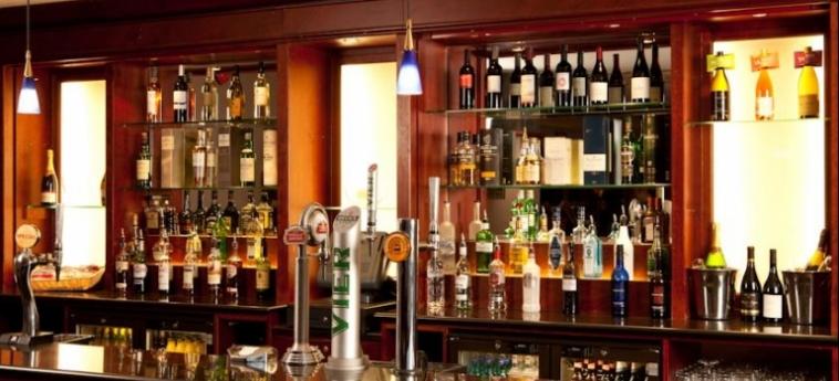 Hotel Mercure Edinburgh City - Princes Street: Bar EDINBURGH
