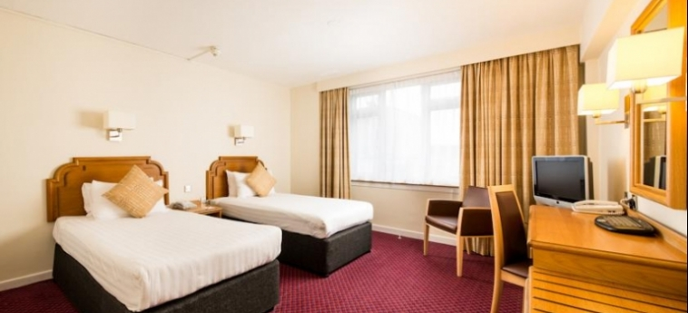 Hotel Mercure Edinburgh City - Princes Street: Doppelzimmer EDINBURGH