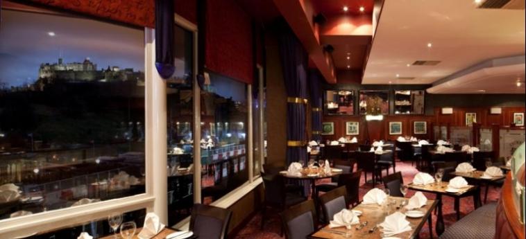 Hotel Mercure Edinburgh City - Princes Street: Frühstücksraum EDINBURGH
