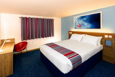 Hotel Travelodge Edinburgh Central: Außen EDINBURGH