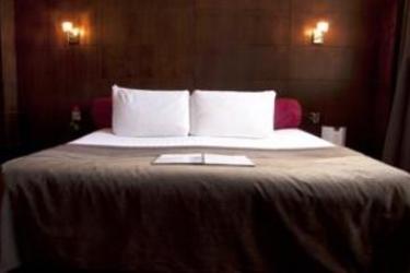 Hotel Angels Share: Schlafzimmer EDINBURGH