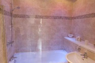 Queens Guest House: Badezimmer EDINBURGH