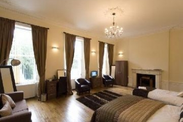 Queens Guest House: Doppelzimmer EDINBURGH
