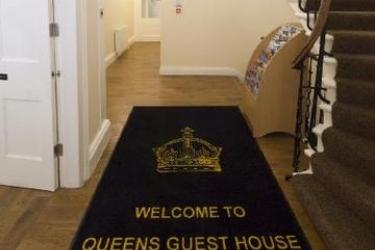 Queens Guest House: Innen EDINBURGH