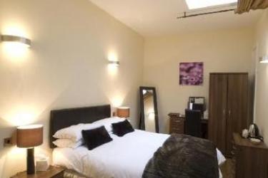 Queens Guest House: Schlafzimmer EDINBURGH